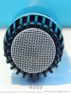 Vintage Années 1980 Shure 545d Dynamic Microphone In Box And Accessories Nos USA Old