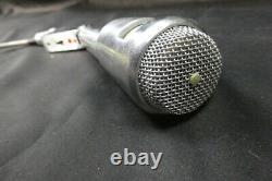 Vintage Electro-voice Ev 664 Cardioïde Dynamique Microphone Hi-z/lo-z
