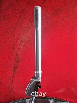 Vintage Rare 1960 Shure 578s Microphone Dynamique Vieux W Atlas Stand Prop # 2