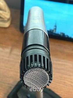Vintage Shure 545s Série II Microphone Dynamique Fonctionnant À 100%, Câble Inclus